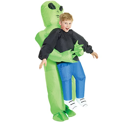 Kinder morphcostumes Riesige aufblasbare Blow up Pick Me -