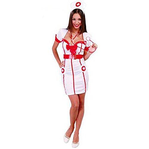 Costume Donna Infermiera Sexy TG 38-40 - 80632