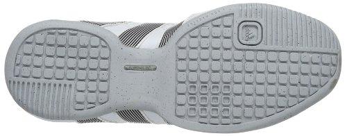 adidas Commander TD 4, Scarpe da basket uomo Bianco (Weiß (Running White Ftw / Black 1 / Metallic Silver))