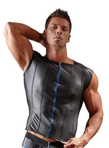Preisvergleich Produktbild Svenjoyment Herren Shirt schwarz-blau L