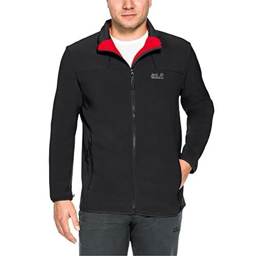 41gt6l SIyL. SS500  - Jack Wolfskin Men's Element Altis Softshell Jacket