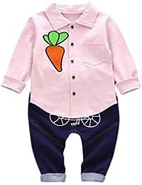 Zarupeng-Bebé Romper��2Pcs Bebés Bebés Bebés Lindos Imprimir Tops + Pantalones Trajes Ropa Conjunto