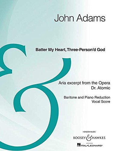 Batter My Heart, Three-Person'd God:...