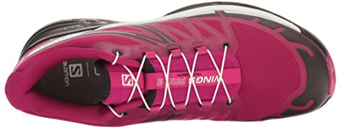 Salomon Wings Pro 2 Women's Scarpe Da Trail Corsa - AW17 Pink