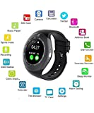 SR Global Digital Unisex Smartwatch with Bluetooth Sim Card, Health Fitness Tracker Model