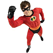 Mr Incredible Costume - Adult's (disfraz)