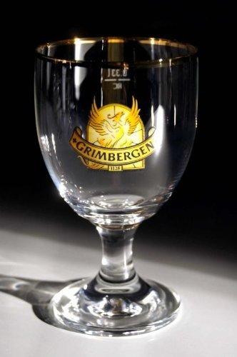 Verre à bière Grimbergen Belgique \\