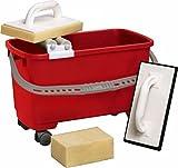 Fliesenleger - Waschset. 4 - teilig 22 Liter 4 - teilig