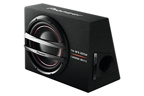 pioneer - ts-wx305b - bass reflex subwoofer (1300 w) Pioneer – TS-WX305B – Bass Reflex Subwoofer (1300 W) 41gtA1avqWL