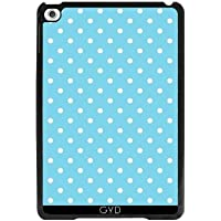 Custodia Apple Ipad Mini 4 - Ragazze Amore Dots - Blu / Bianco by UtArt