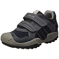 Geox J New Savage Boy C Low-Top Sneakers