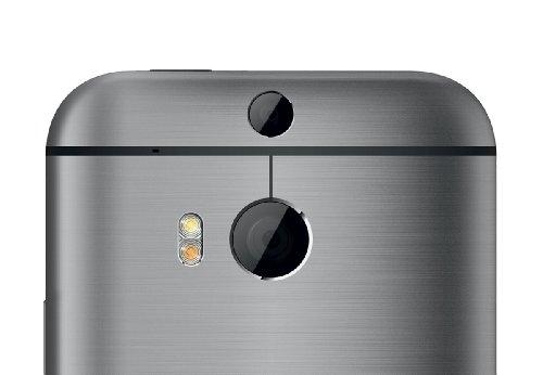 HTC One M8 - Smartphone libre Android  pantalla 5   c  mara 4 Mp  16 GB  Quad-Core 2 3 GHz  2 GB RAM   plata  importado