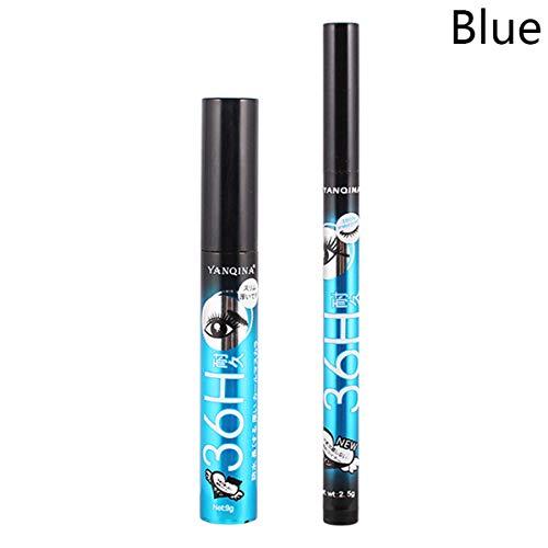 Eyeliner Mascara Set, Crayon Eyeliner Crayon Eyeliner noir et liquide