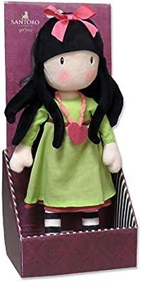 Muñeca de trapo 30cm de Gorjuss Heartfelt (2/12)