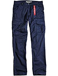 Alpha Industries Hose Agent repl. blue