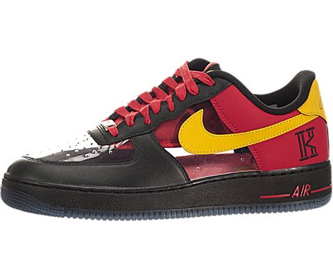 Nike Air Force 1 CMFT Signature QS Hommes US 9 Rouge Baskets