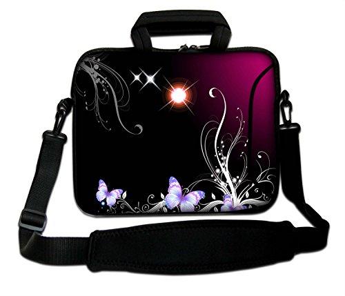 Netbook-Umhängetasche für N120 N130 N140 N220 NC10 NC20, 25,4 cm (10 Zoll), weiches Material - Nc10 Mini