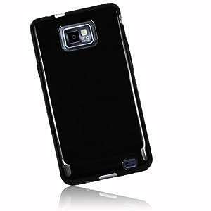 mumbi TPU Silicon Hülle für Samsung Galaxy S2 i9100