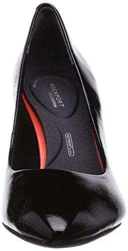 Rockport m77442 escarpins cuir lisse noir Noir