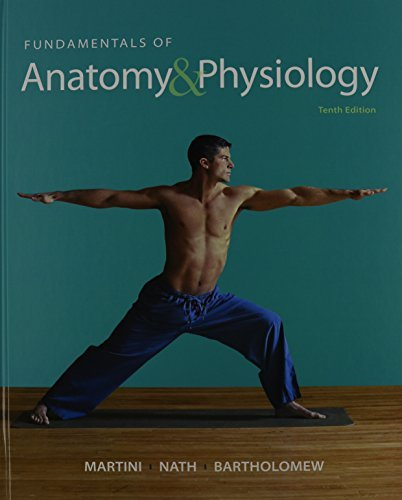 Fundamentals of Anatomy & Physiology, Modified MasteringA&P with eText and Access Card (10th Edition) by Frederic H. Martini (2014-05-17) par Frederic H. Martini;Judi L. Nath;Edwin F. Bartholomew