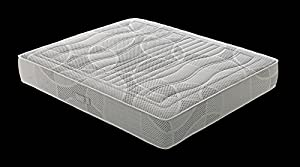 Memory Foam Mattress with 11 different zones - Medically Certificed - Polifoam - 100% Made in Italy - 2 inches memory foam