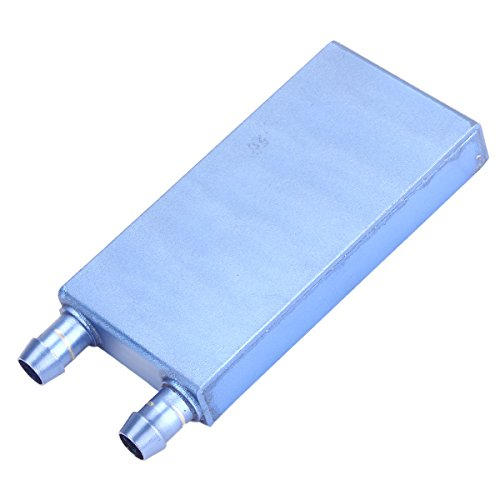 BQLZR Aluminium K¨¹hlblock f¨¹r CPU Grafik CO2 Wasser Cool System
