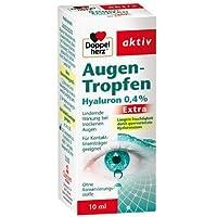 DOPPELHERZ Augen-Tropfen Hyaluron 0,4% Extra 10 ml Tropfen preisvergleich bei billige-tabletten.eu