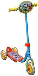 Stamp - Disney - J100054 - Trottinette - Mickey - 3 roues
