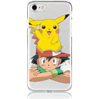 Blitz® POKEMON motifs housse de protection transparent TPE SAMSUNG Galaxy Pikachu auf Kopf A3 2016