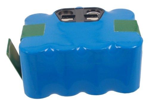 Kraftmax Batterie pour aspirateur Klarstein KV8 210XR 210C, MyGenie XR210, Nestor H.Koenig Swr22 E.Ziclean Furtiv, pour aspirateur Robot Autonome