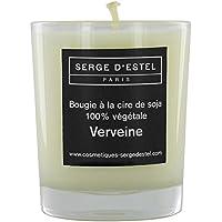 Kerze handwerkliche mit dem Duft Eisenkraut 8Stunden, Sojawachs, natürliche. preisvergleich bei billige-tabletten.eu