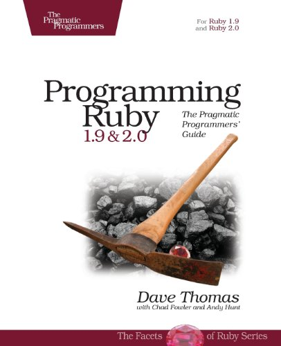 Programming Ruby 1.9 & 2.0 4ed (The Facets of Ruby)