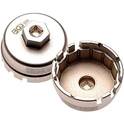 BGS 998   Clé à filtres cloches   14 pans   Ø 65 mm   pour Toyota