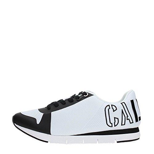 CALVIN KLEIN S1658 Sneakers Homme White/Black