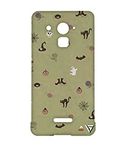 Vogueshell Halloween Pattern Printed Symmetry PRO Series Hard Back Case for Coolpad Note 3 Plus