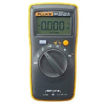 Fluke 101Basic Digitaler Multimeter tragbares Messgerät