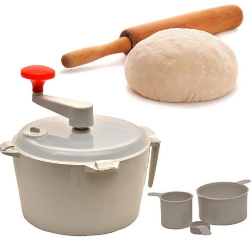 KETSAAL Plastic Automatic Atta Roti Maker for Home(Multicolour)