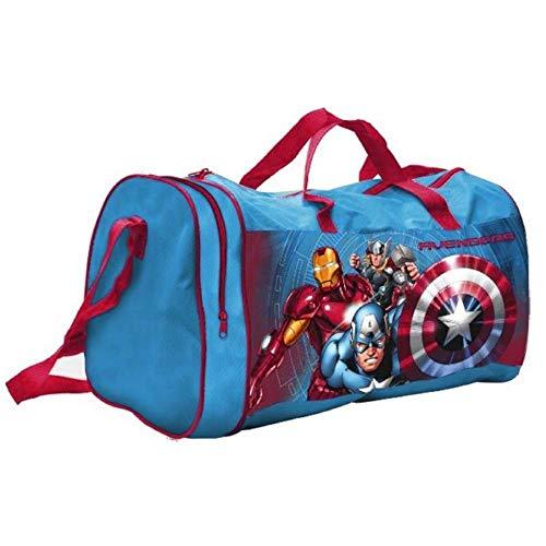 Avengers Sporttasche 44x20x23cm 57892 (Marvel Sporttasche)