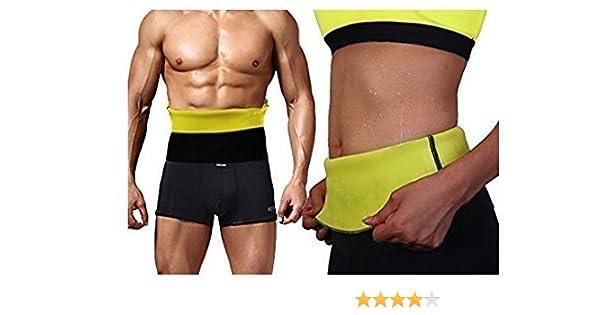 647c86818d Buy MARVELOUS ENTERPRICE Unisex Body Shaper Slimming Belt Online at Low  Prices in India - Amazon.in