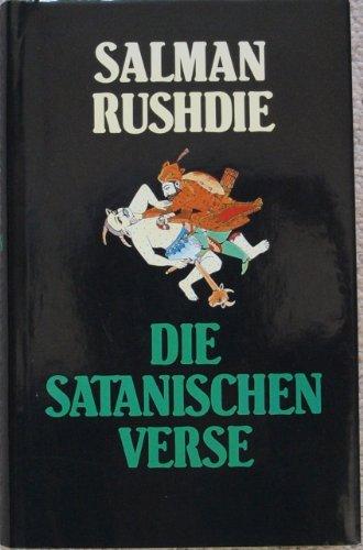 Buchseite und Rezensionen zu 'Die Satanischen Verse' von Salman Rushdie