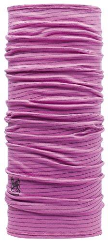 Buff Merino Wool Stripes (Merino Stripe Schal Wolle)
