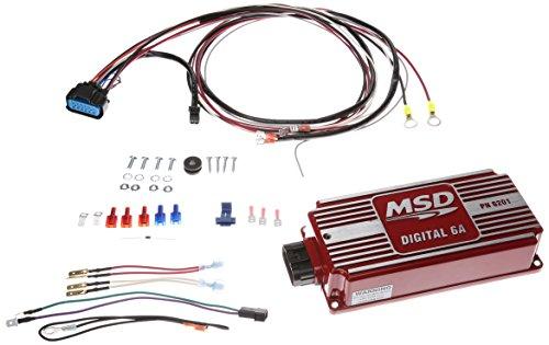 Preisvergleich Produktbild MSD Ignition Digital 6A Zundung Steuern PN: 6201