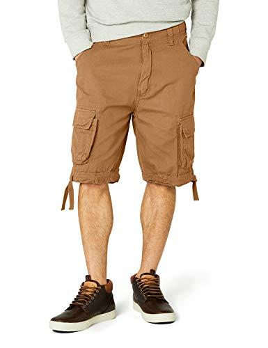 Brandit Herren Shorts Urban Legend (Beige 3), 56 (Herstellergröße: XXL)