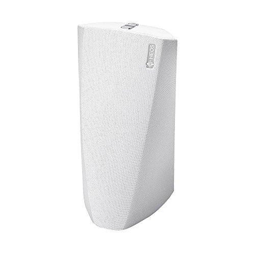 Denon Heos 3 HS2 Diffusore Wireless Amplificato per Streaming Audio da Collegare ad Una Rete Wi-Fi Domestica, Bianco