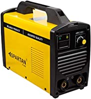 SPARTAN ARC-250 Heavy Duty 250 Amp for Running Time (for Upto 4 MM Welding Electrode)