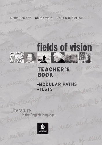 Fields of Vision Teachers Book by Carla Rho Fiorina (2003-10-28)