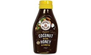 Organic Coconut Nectar Squeezy Vegan Honey Alternative 250g