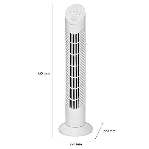 Clatronic T-VL 3546 Tower-Ventilator Bild 5*