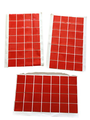 30x30mm Sticky Pads–Double Si...