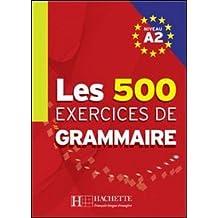 Les exercices de Grammaire Niveau A2